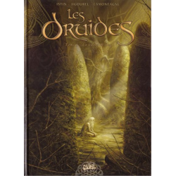 Druides (Les) - Tome 3 - La lance de Lug