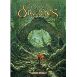 Druides (Les) - Tome 7 - Les disparus de Cornouailles