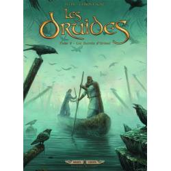 Druides (Les) - Tome 8 - Les Secrets d'Orient