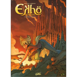 Ekhö monde miroir - Tome 4 - Barcelona