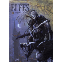 Elfes - Tome 5 - La Dynastie des Elfes noirs