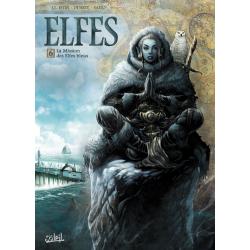 Elfes - Tome 6 - La Mission des Elfes bleus