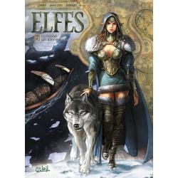Elfes - Tome 7 - Le Crystal des Elfes sylvains