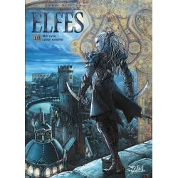 Elfes - Tome 10 - Elfe noir, cœur sombre