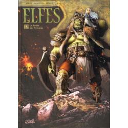 Elfes - Tome 12 - La Reine des Sylvains