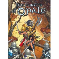 Forêts d'Opale (Les) - Tome 1 - Le bracelet de Cohars