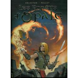 Forêts d'Opale (Les) - Tome 2 - L'envers du grimoire