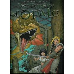 Forêts d'Opale (Les) - Tome 4 - Les Geôles de Nénuphe
