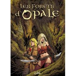 Forêts d'Opale (Les) - Tome 8 - Les hordes de la nuit