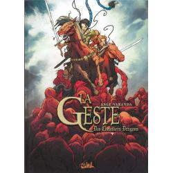 Geste des Chevaliers Dragons (La) - Tome 1 - Jaïna