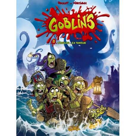 Goblin's - Tome 8 - Cthulhu, ça tangue