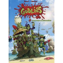 Goblin's - Tome 9 - Sable chaud et légionnaires