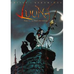 Luuna - Tome 1 - La Nuit des Totems