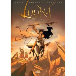 Luuna - Tome 8 - L'Attrapeur de rêves