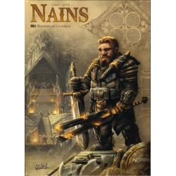 Nains - Tome 1 - Redwin de la Forge