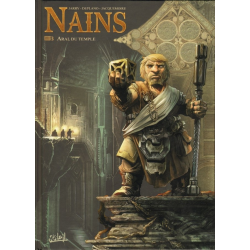 Nains - Tome 3 - Aral du temple