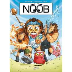NOOB - Tome 5 - La Coupe de Fluxball