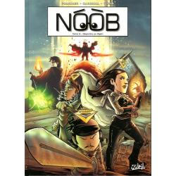 NOOB - Tome 6 - Désordre en Olydri