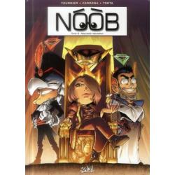 NOOB - Tome 9 - Mauvaise réputation
