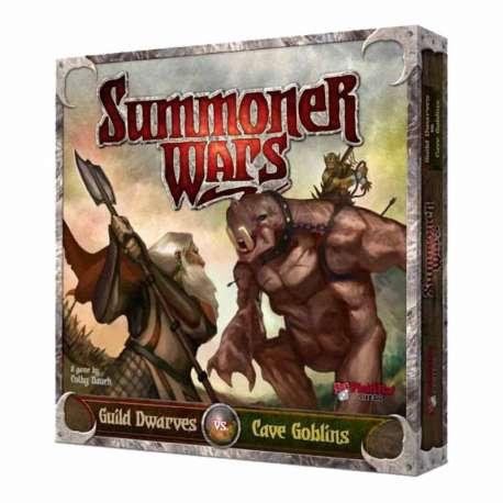 Summoner Wars - Nains vs. Gobelins