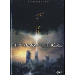 Prométhée - Tome 2 - Blue beam project