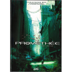 Prométhée - Tome 4 - Mantique
