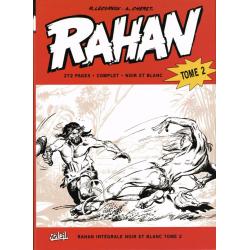 Rahan (Intégrale - Soleil) (N&B) - Tome 2 - Tome 2