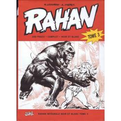 Rahan (Intégrale - Soleil) (N&B) - Tome 3 - Tome 3