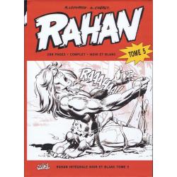 Rahan (Intégrale - Soleil) (N&B) - Tome 5 - Tome 5