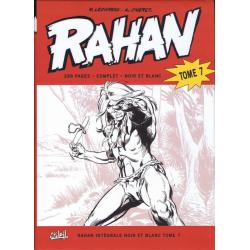 Rahan (Intégrale - Soleil) (N&B) - Tome 7 - Tome 7