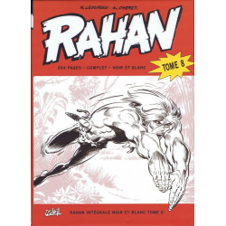 Rahan (Intégrale - Soleil) (N&B) - Tome 8 - Tome 8