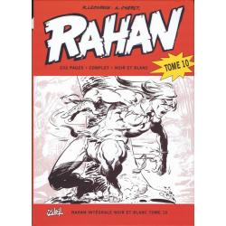 Rahan (Intégrale - Soleil) (N&B) - Tome 10 - Tome 10