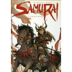 Samurai - Tome 4 - Le rituel de Morinaga