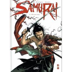Samurai - Tome 5 - L'Île sans nom