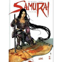 Samurai - Tome 8 - Frères de sang
