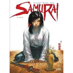 Samurai - Tome 10 - Ririko