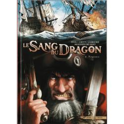 Sang du dragon (Le) - Tome 6 - Vengeance
