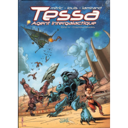 Tessa agent intergalactique - Tome 4 - Cosmolympiades