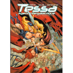 Tessa agent intergalactique - Tome 6 - Aurore Montréal