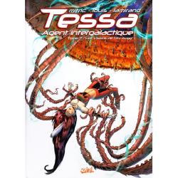 Tessa agent intergalactique - Tome 7 - Les Visions de l'Av-Eugg'