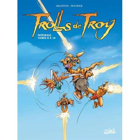Trolls de Troy - Intégrale - Tomes 8 à 10