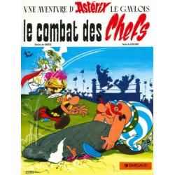 Astérix - Tome 7 - Le combat des chefs