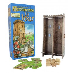 Carcassonne : Ext. 04 - La tour