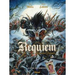 Requiem Chevalier Vampire - Tome 4 - Le Bal des Vampires