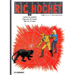 Ric Hochet (Intégrale) - Tome 2 - Tome 2