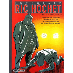 Ric Hochet (Intégrale) - Tome 4 - Tome 4