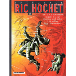 Ric Hochet (Intégrale) - Tome 6 - Tome 6