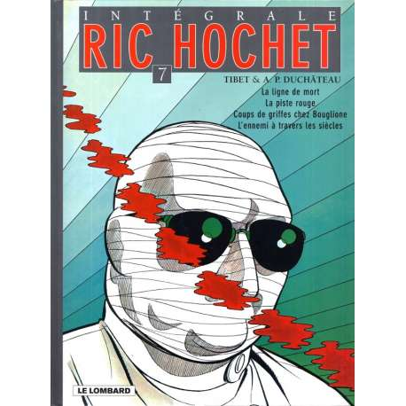 Ric Hochet (Intégrale) - Tome 7 - Tome 7