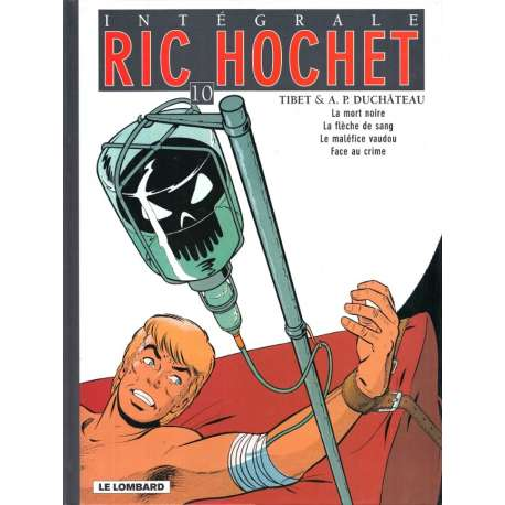 Ric Hochet (Intégrale) - Tome 10 - Tome 10