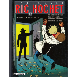 Ric Hochet (Intégrale) - Tome 13 - Tome 13